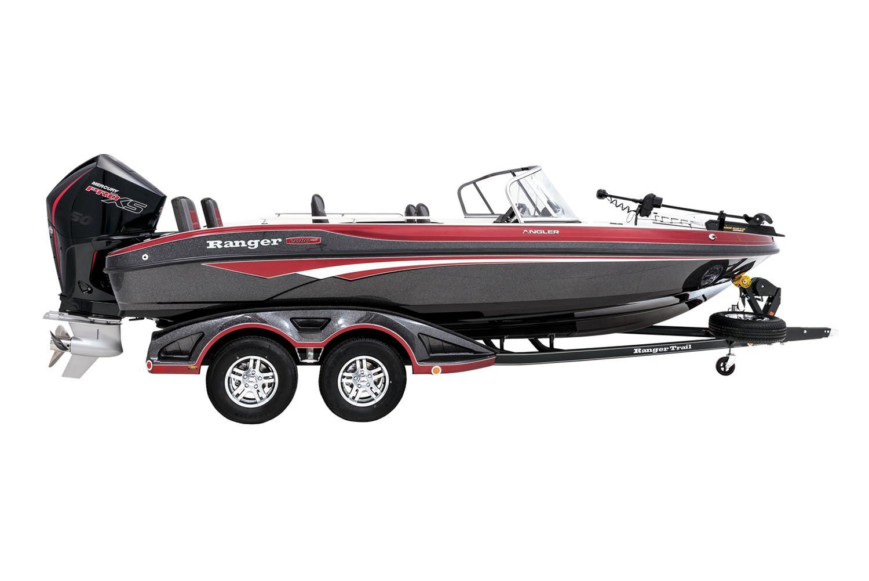 Ranger Boat image