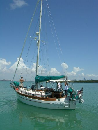 Used Sailboats For Sale >> Sail Boats For Sale In Florida Boats Com