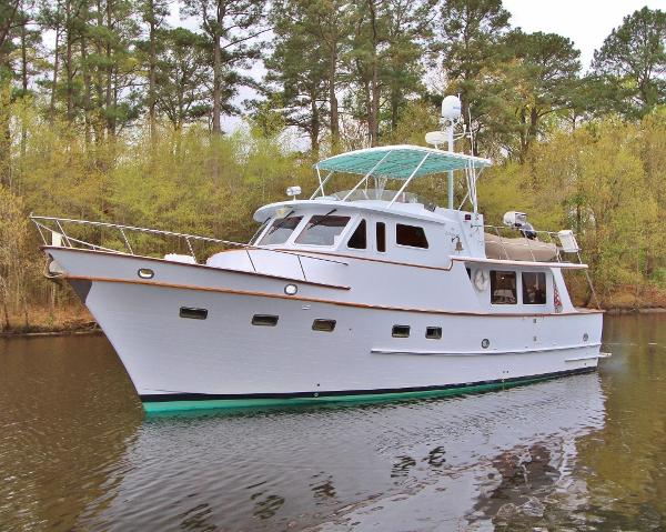 "DeFever ""49"" Pilothouse GYPSY"