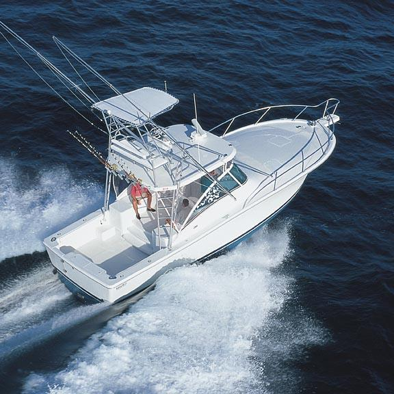 Luhrs 36 Open Manufacturer Provided Image