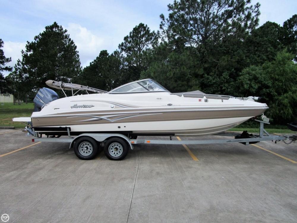 Hurricane 237 SUNDECK 2007 Hurricane 237 SunDeck for sale in Rosharon, TX