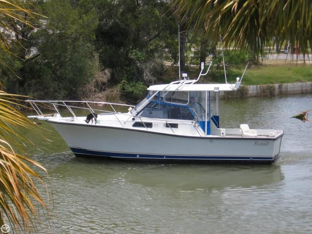 Rampage 31 boats for sale for Used fishing boats for sale in florida