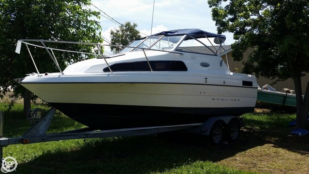 Bayliner Ciera Express 2252 2002 Bayliner Ciera Express 2252 for sale in Ione, CA