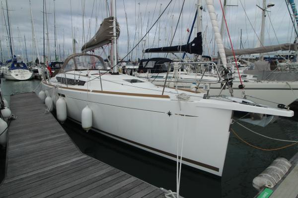 Jeanneau Sun Odyssey 389 - Lifting keel
