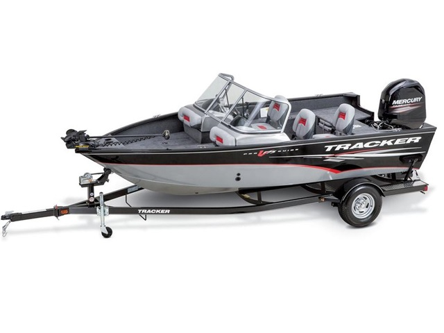 TRACKER BOATS MULTI-SPECIES DEEP V PRO GUIDE V-175 ...