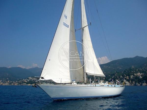 Nautors swan Swan 57 Sloop