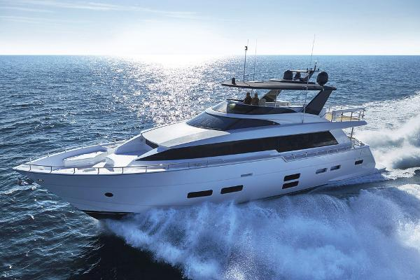 Hatteras M75 Panacera Manufacturer Provided Image: Manufacturer Provided Image