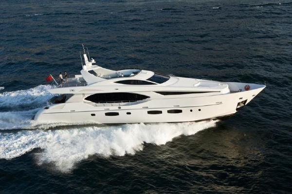 IAG YACHTS ELECTRA 100 Motor Yacht IAG 100