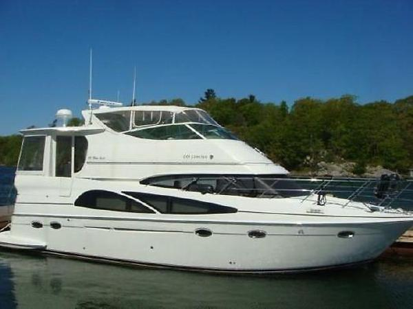 Carver 466 Motor Yacht