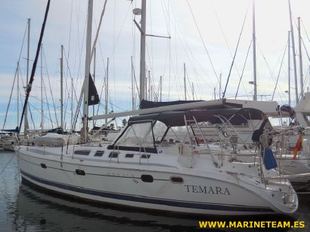 2006 Hunter 46 Spanien Boatscom