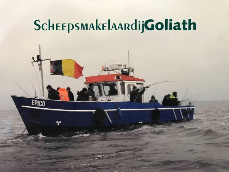 Motorschip Werkschip /sportvis