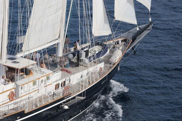 Custom 144' luxury Schooner 144' luxury schooner for sale