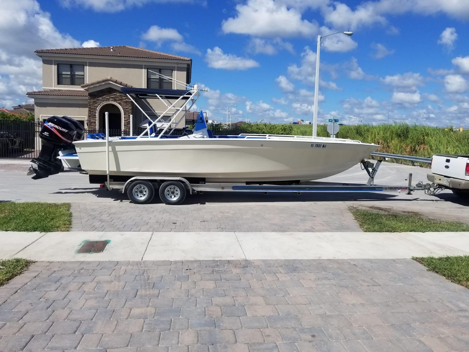 Concept Boats Concept 287