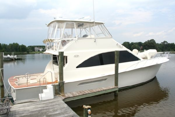 Ocean Yachts 56