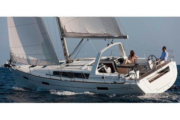 Beneteau Oceanis 41 Manufacturer Provided Image