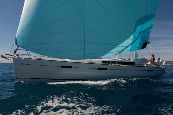 Beneteau America Oceanis 45 Manufacturer Provided Image