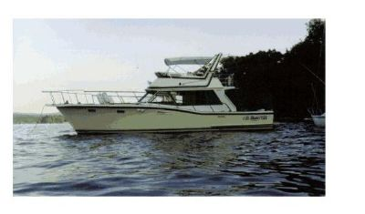 Symbol 45' Classic Trawler