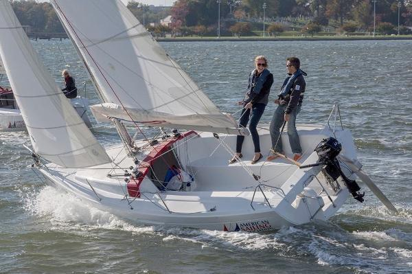 Beneteau ASA 22 Fun to Sail