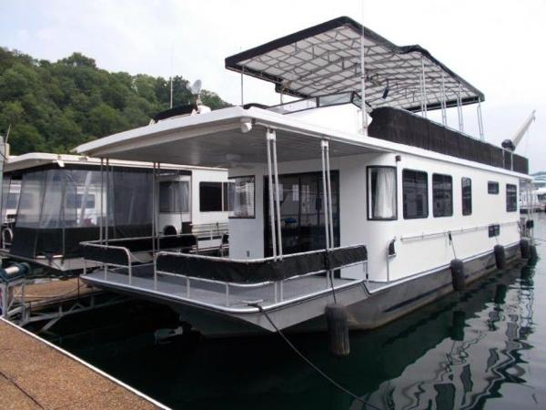 Lakeview 14 x 60 Houseboat