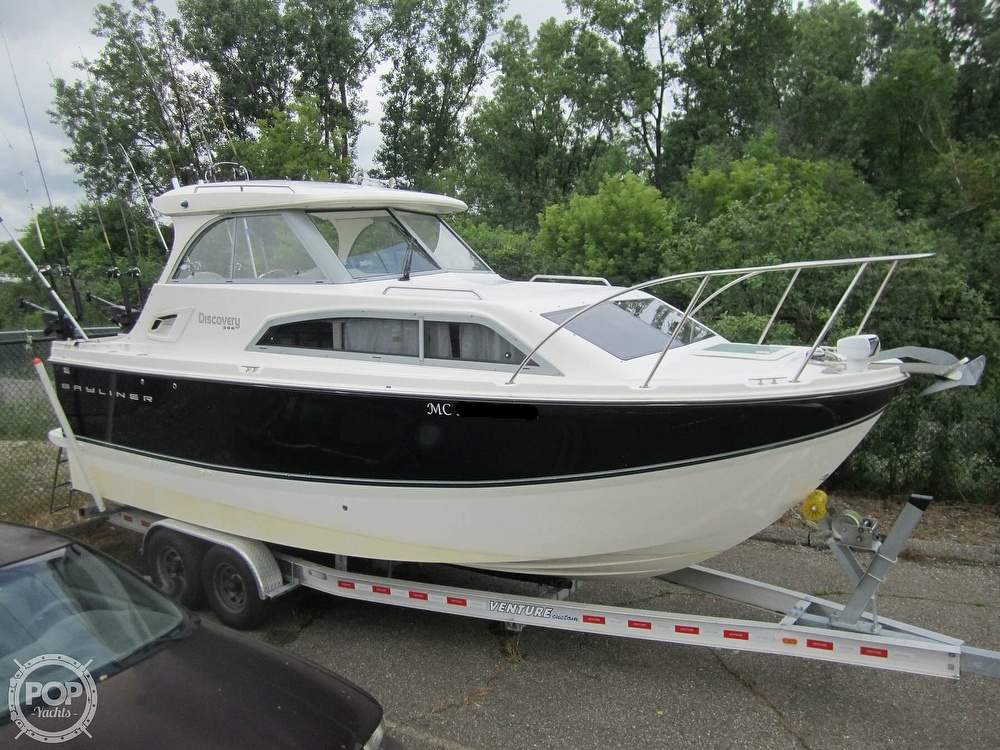 Bayliner 266 Discovery 2012 Bayliner Discovery 266 for sale in Walled Lake, MI