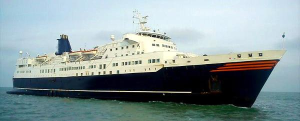 Custom Cruise Accommodations Vessel