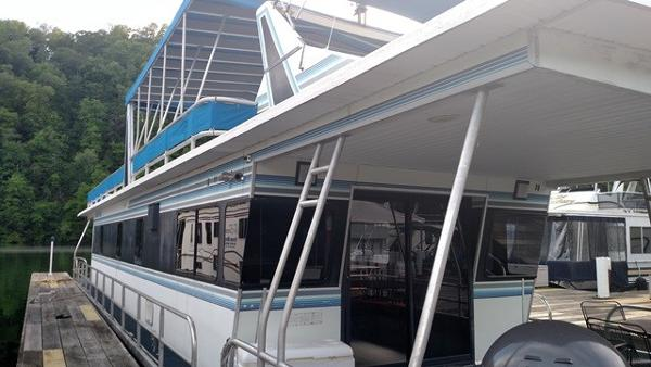 Jamestowner 16x72 Houseboat