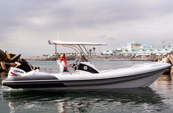 Hysucat 28 RIB Hysucat 8.5 Rigid Inflatable Boat (RIB)