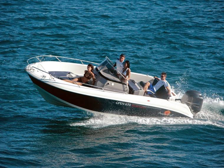 Pacific Craft PACIFIC CRAFT 670 OPEN