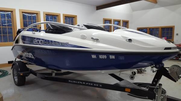 Sea-Doo Sport Boats Speedster 200