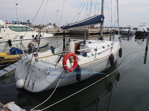 Beneteau First 31.7 Abayachting Beneteau First 31.7 1