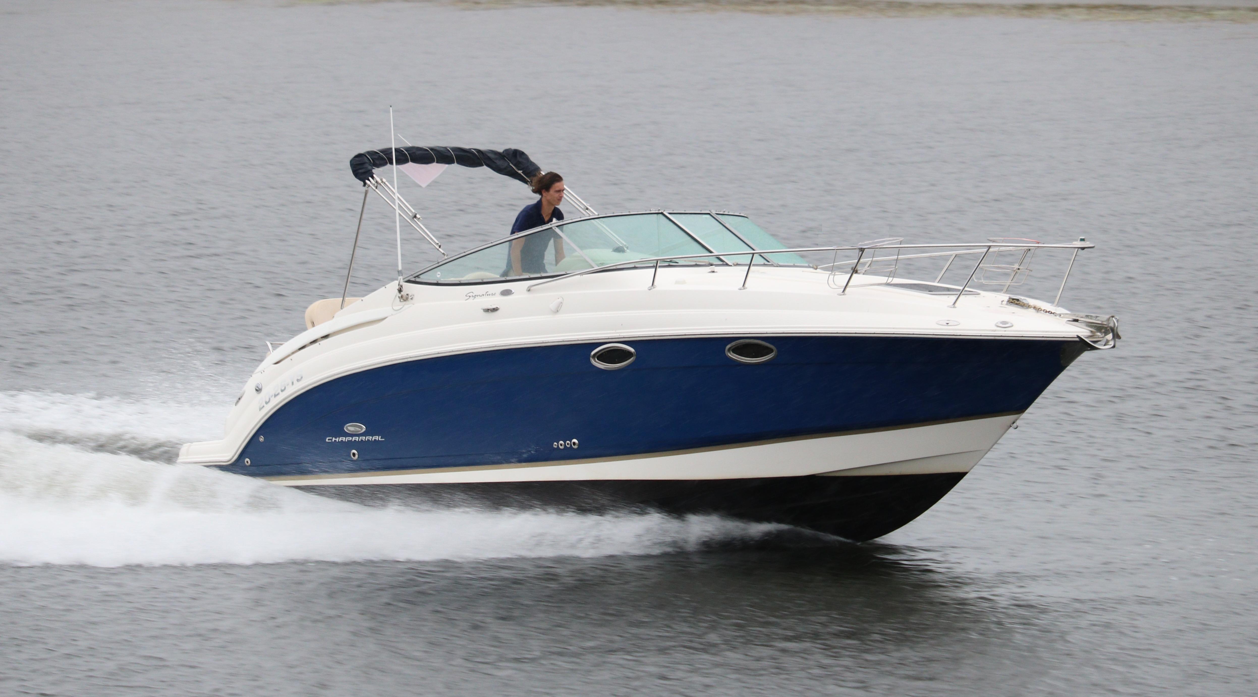 Chaparral 276 Signature Cruiser