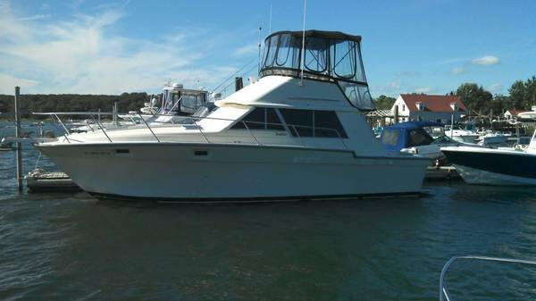 Silverton 34 Silverton 1986 Silverton 34 for sale in Bayville, NY