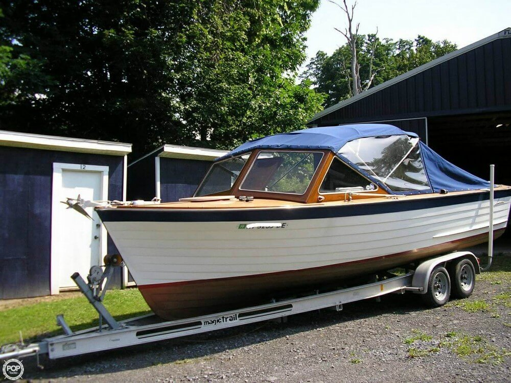 Lyman 24 1966 Lyman 24 for sale in Sodus Point, NY