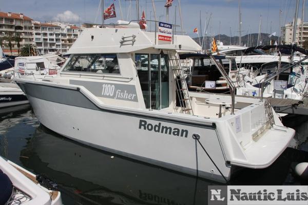 Rodman 1100 Fisher
