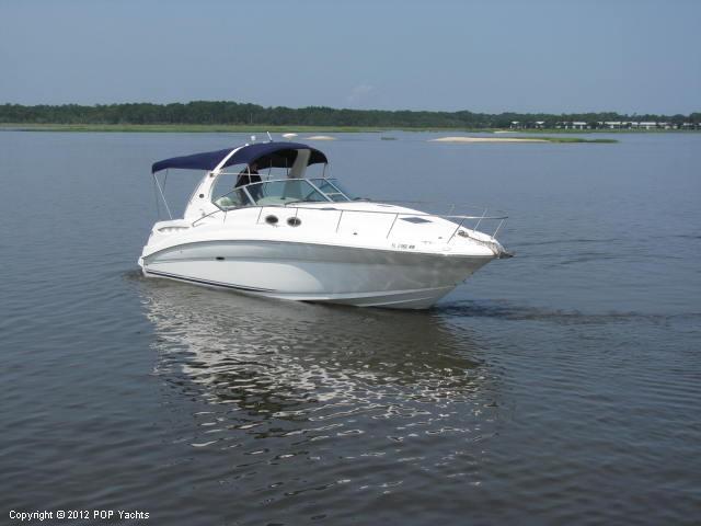 2005 Sea Ray 320 Sundancer for sale in Saint Augustine, FL