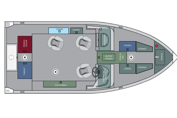 Alumacraft Competitor 185 Sport
