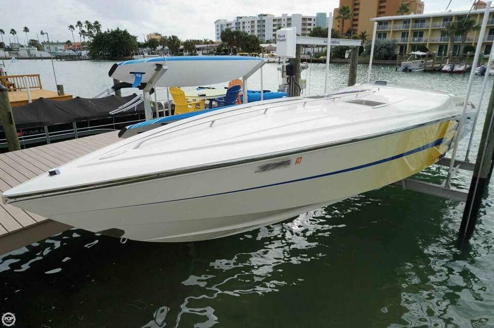Scarab 38 AVS 1999 Scarab 38 AVS for sale in Treasure Island, FL