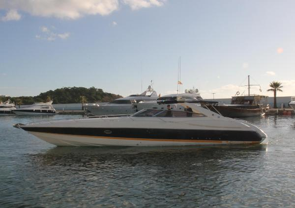 Sunseeker Superhawk 48 Sunseeker Superhawk 48