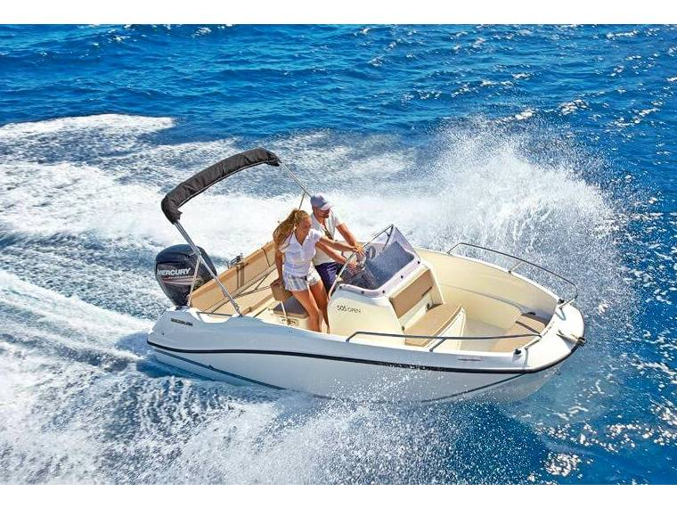 Quicksilver Quicksilver Activ 505 Open