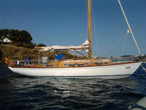 Classic Craft S&S 25· R.O.R.C. S&S classic sloop