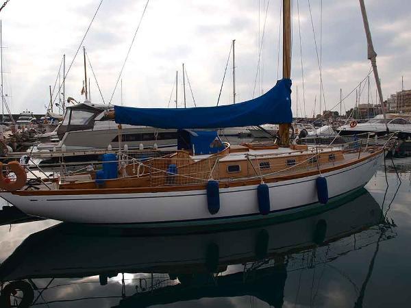 Moored starboard