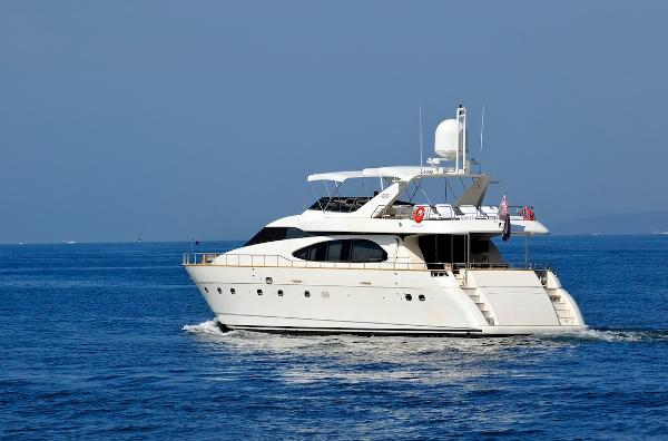 Azimut Ultimate 85' Azimut Ultimate 1998