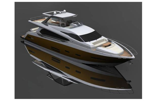 Selene Artemis Motor Yacht
