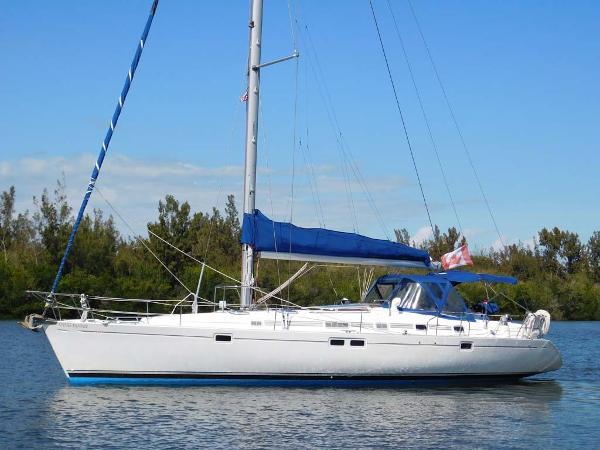 Beneteau 461 Oceanis Profile