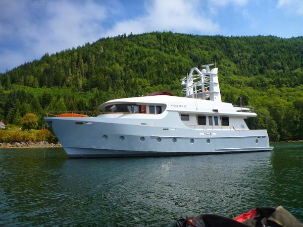 Cape Scott LRC Pilothouse