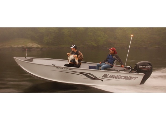 Alumacraft Lunker Series Lunker II CS