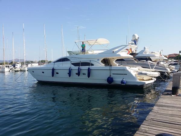 Ferretti Yachts 57 Ferretti 57 ANTIGUA