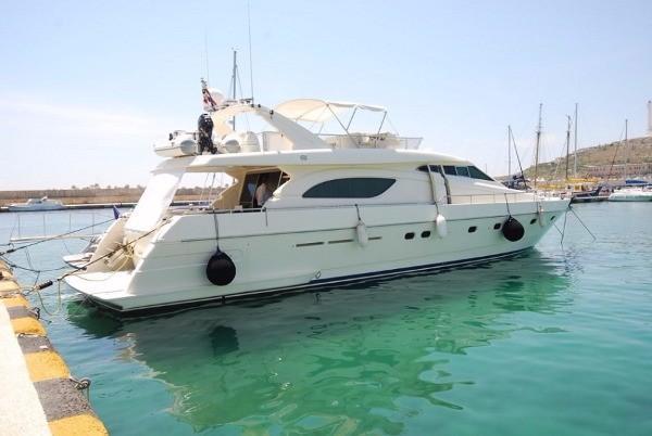 Ferretti Yachts Ferretti 72 FERRETTI 72.