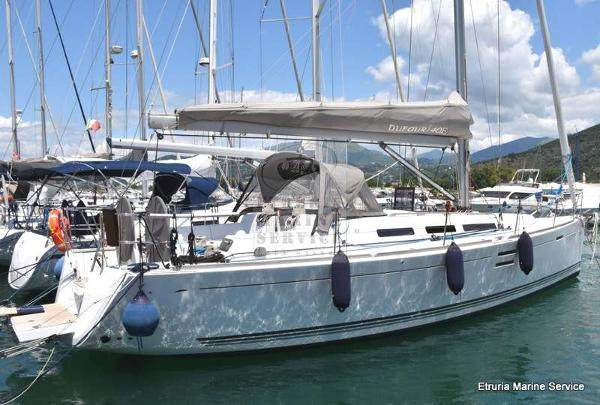 Dufour 40E Performance Dufour 40E Performance