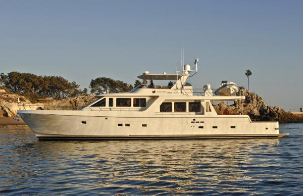Offshore 76/80 Motoryacht Profile